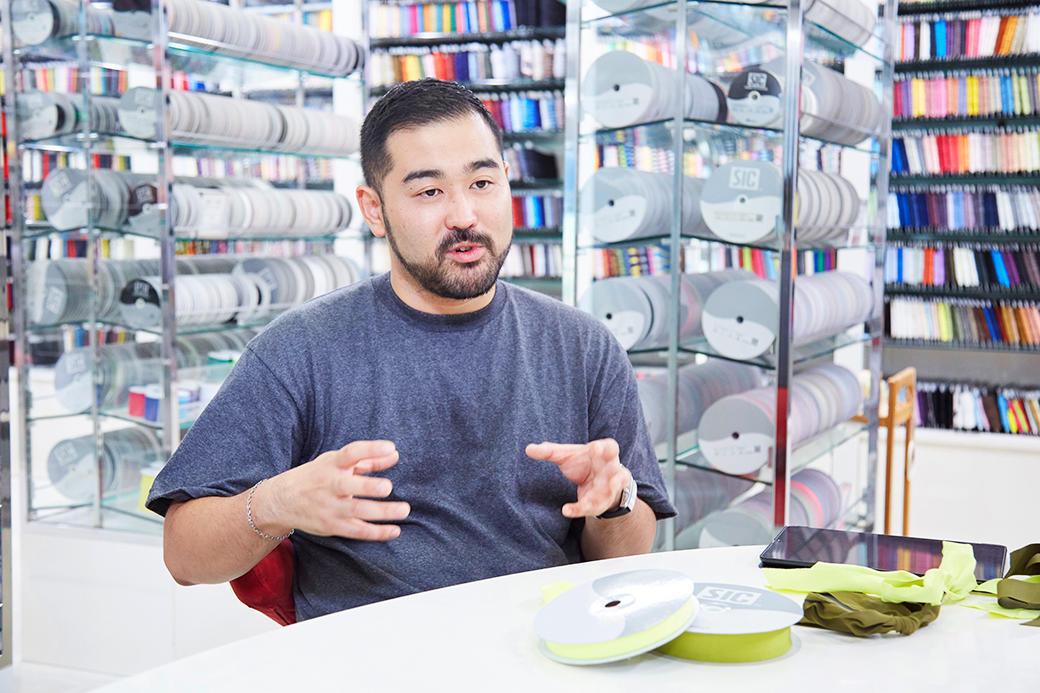 TOMO KOIZUMI designer Tomotaka Koizumi