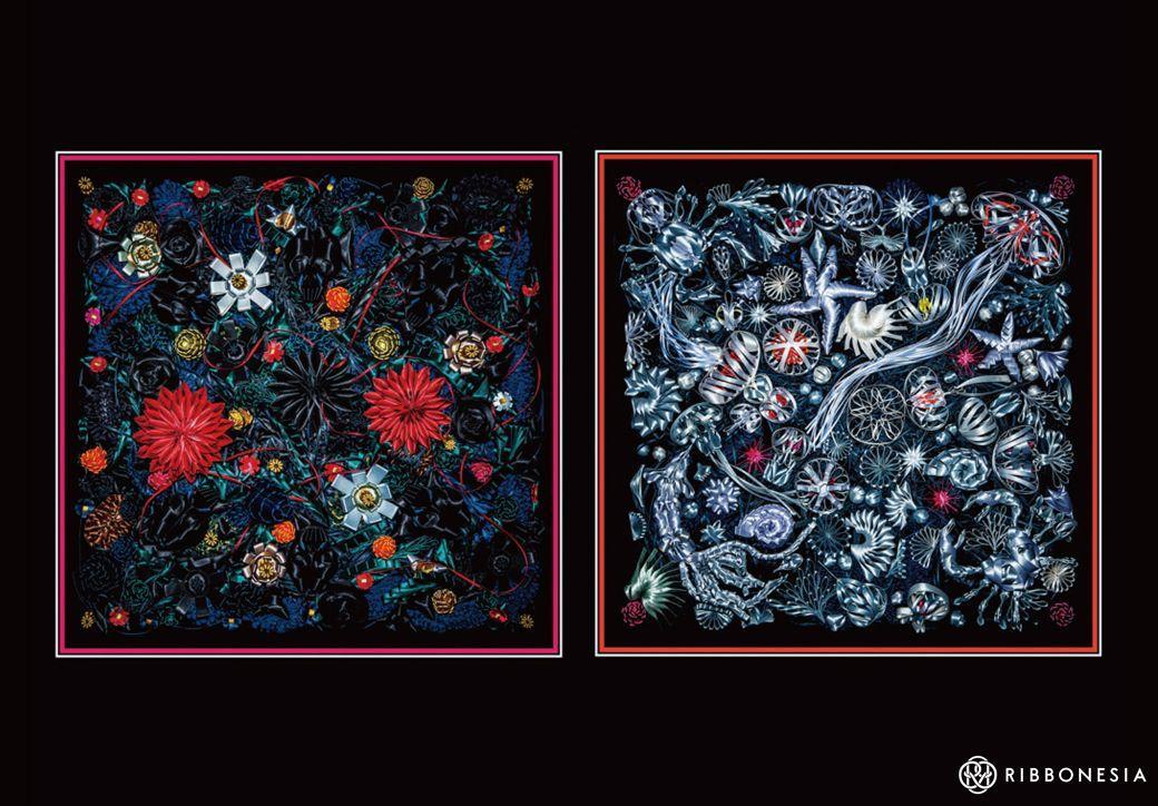 リボンに命を吹き込む「リボネシア」のアート作品 リボネシア 前田様 吉川様インタビュー